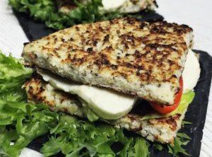 рецепт ПП-бутербродов