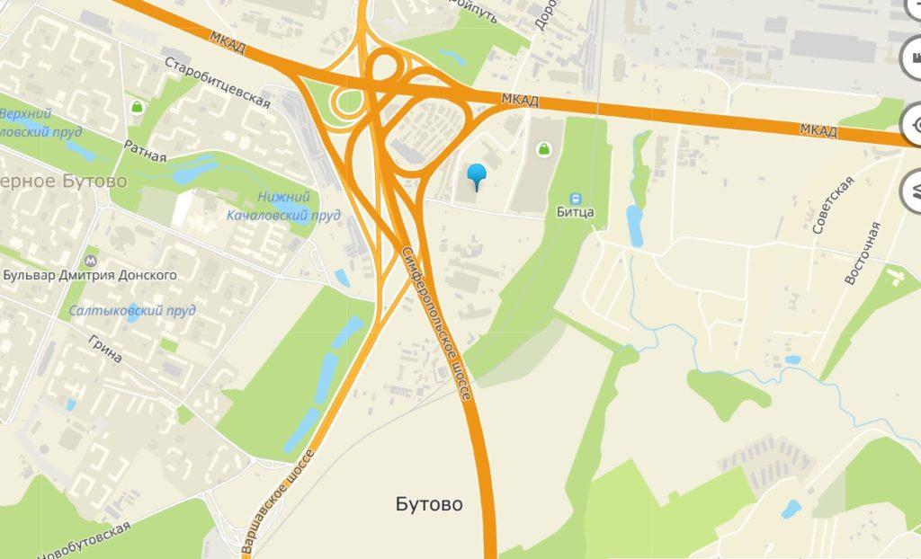Леруа Мерлен Варшавское шоссе как доехать.