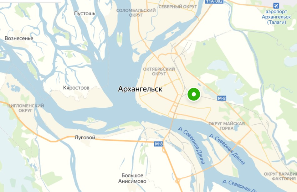 Леруа Мерлен Архангельск как добраться